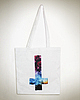 Galaxy cross tote bag 6034 small