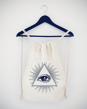 Triangle eye gymbag