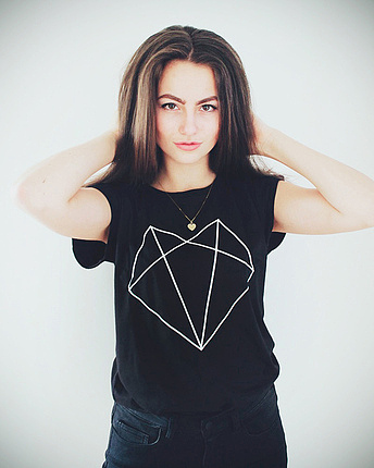 Geometric Fox Shirt