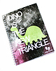 Dino is the new triangle notepad 37 small