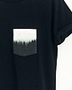 Forest pocket t shirt 8026 small