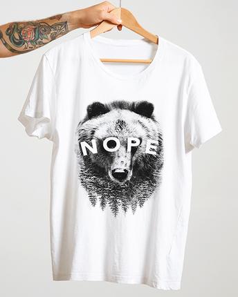Nope Bear
