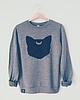 Mooncat sweatshirt 6961 small