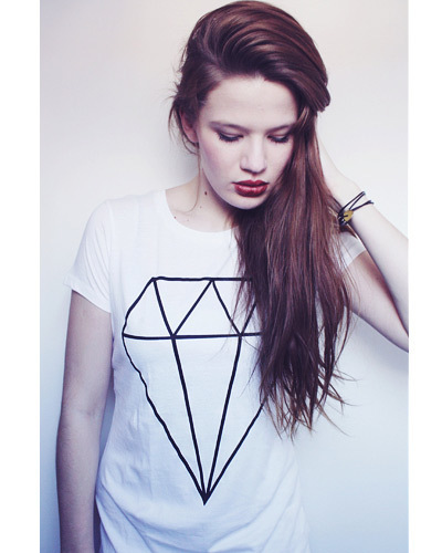 White Diamond Shirt