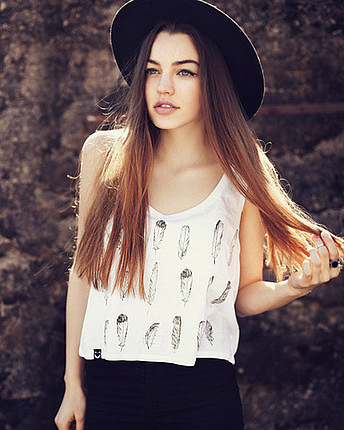 Feather Top