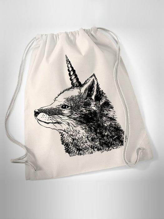 Foxcorn Gym Bag