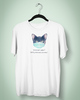 Corona cat t shirt 8470 small