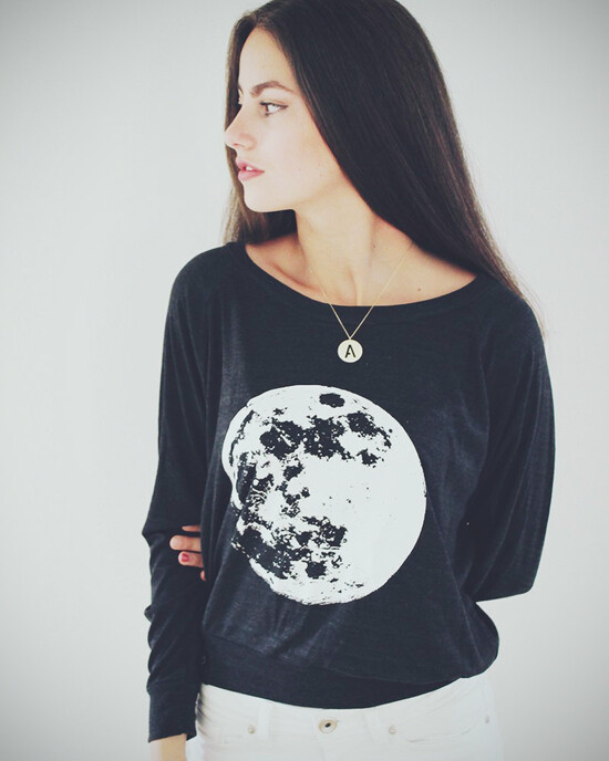 Mond Longshirt
