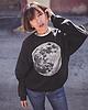 Moon sweatshirt 7412 small