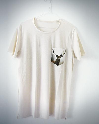 Deer Pocket Shirt