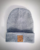 Geometric fox beanie 6713 small