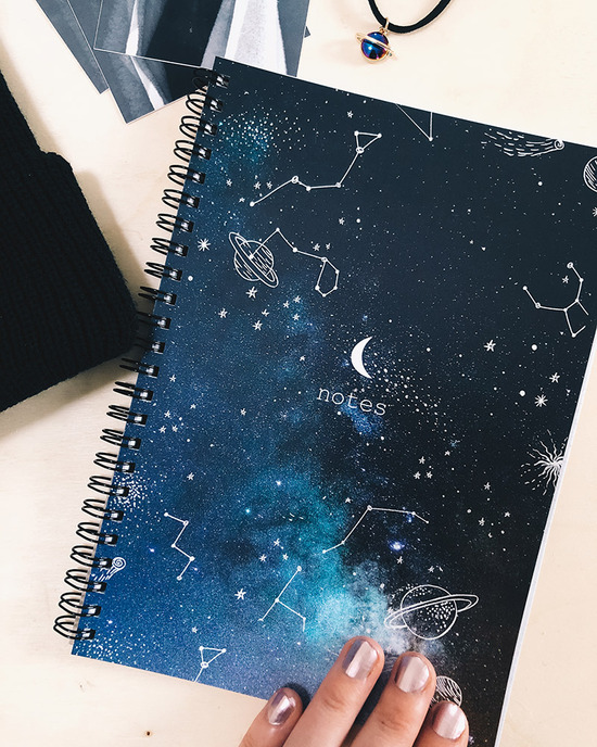 Galaxy notepad