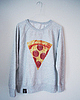 Pizza sweater 6510 small