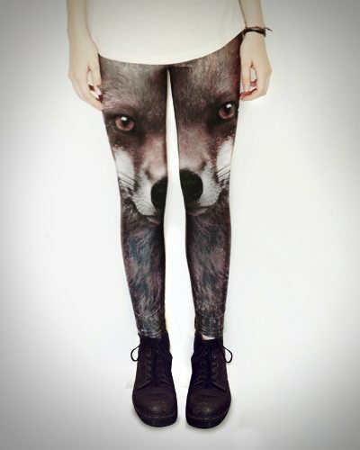 Fuchs Leggings