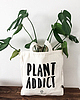 Plant addict shopping bag 8032 small
