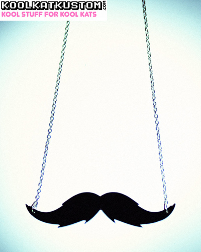 Moustache Drunken Kette