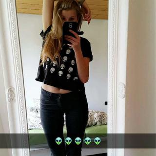 Alien shirt 736 medium