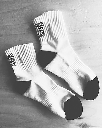 Individualisierbare Socken