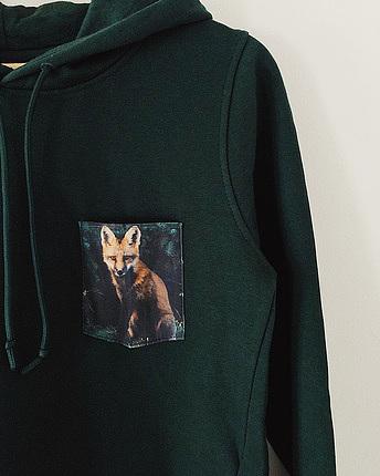 Fuchs-Pocket-Hoodie