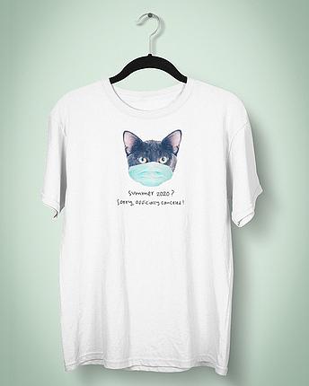 Corona Cat t-shirt