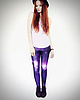 Galaxy leggings 202 small