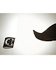 Moustache pencil case 207 small