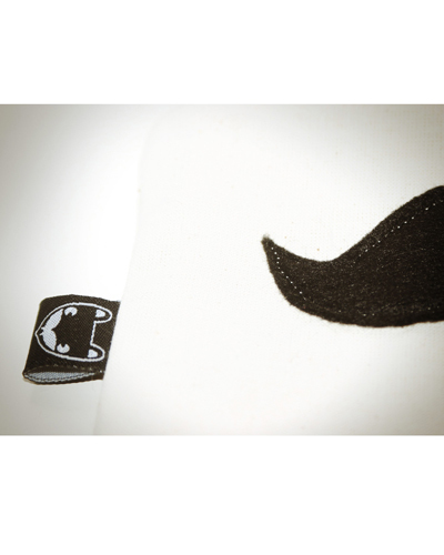 Moustache Federtasche