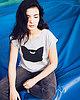 Mooncat t shirt 505 small