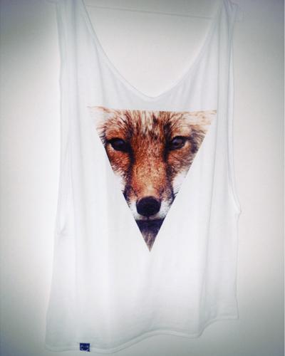 Triangle Fox Shirt