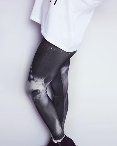 Einhorn Leggings