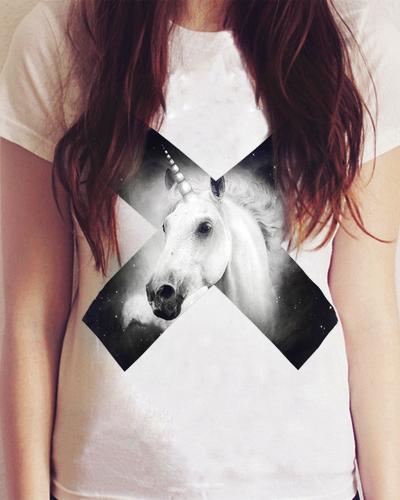 Unicorn Cross Shirt