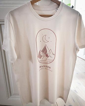 Wander Sleep Repeat Shirt