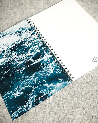 Need Vitamin Sea notepad