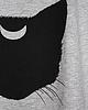 Mooncat t shirt 475 small