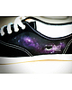 Galaxy print sneaker 144 small