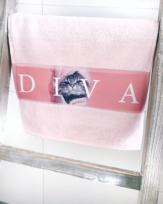 Towels Fluffy & Diva
