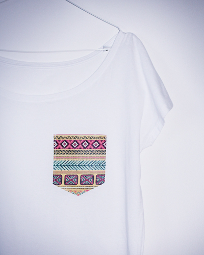 Atztec Pocket Shirt