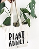 Plant addict shopping bag 1042 small