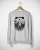 Nope bear sweater 626 small