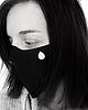 Face mask tear 1483 small