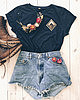 Travel shirt 1447 small
