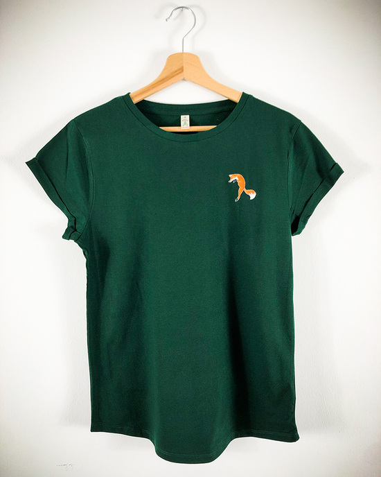 Fox Patch Shirt