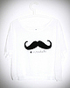 Moustache cropped top 72 small