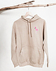 Flamingo hoodie 554 small