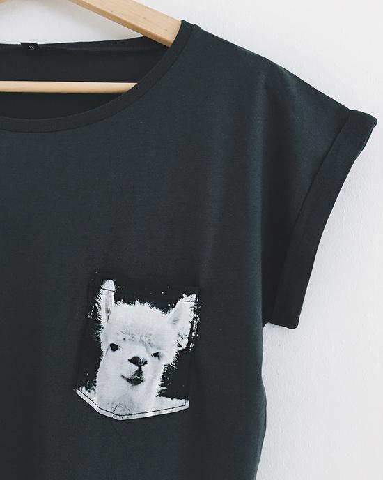 Lama Pocket Shirt