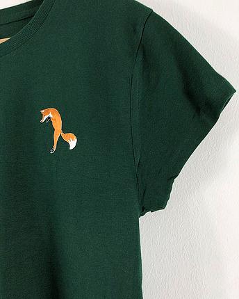 Fox Patch t-shirt
