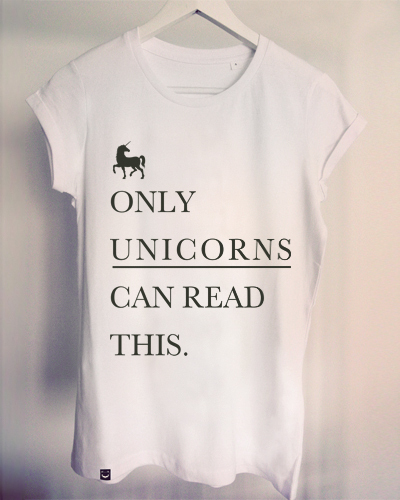 Only Unicorns Can Read This