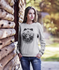 Nope bear sweater 632 small