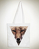 Triangle fox totebag 249 small