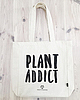 Plant addict shopping bag 1045 small